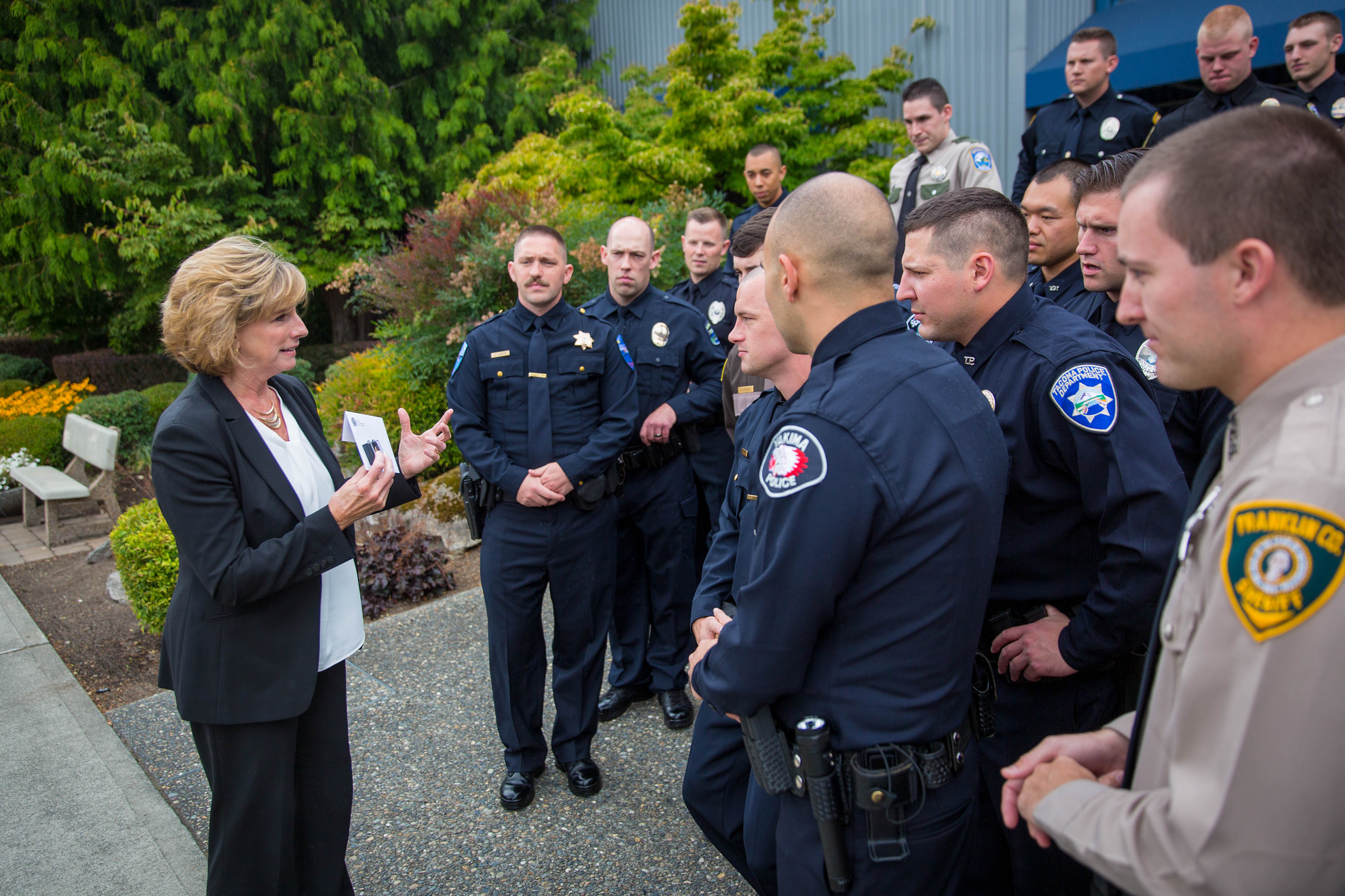 Empathy Lessons Training Police To >> Upstanders The Empathetic Police Academy