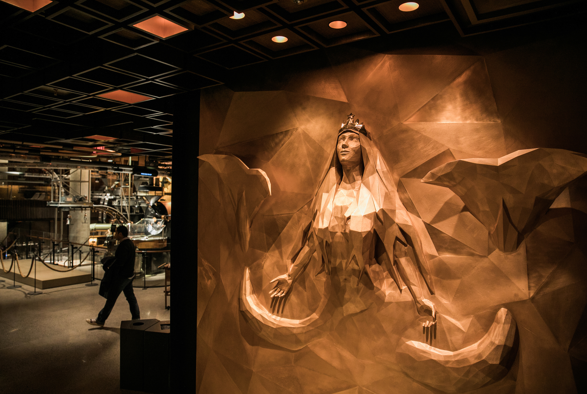 10 Things To Know About The Starbucks Nyc Reserve Roastery