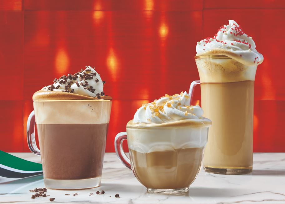Christmas Starbucks Drinks 2019.Starbucks Holiday Season 2018