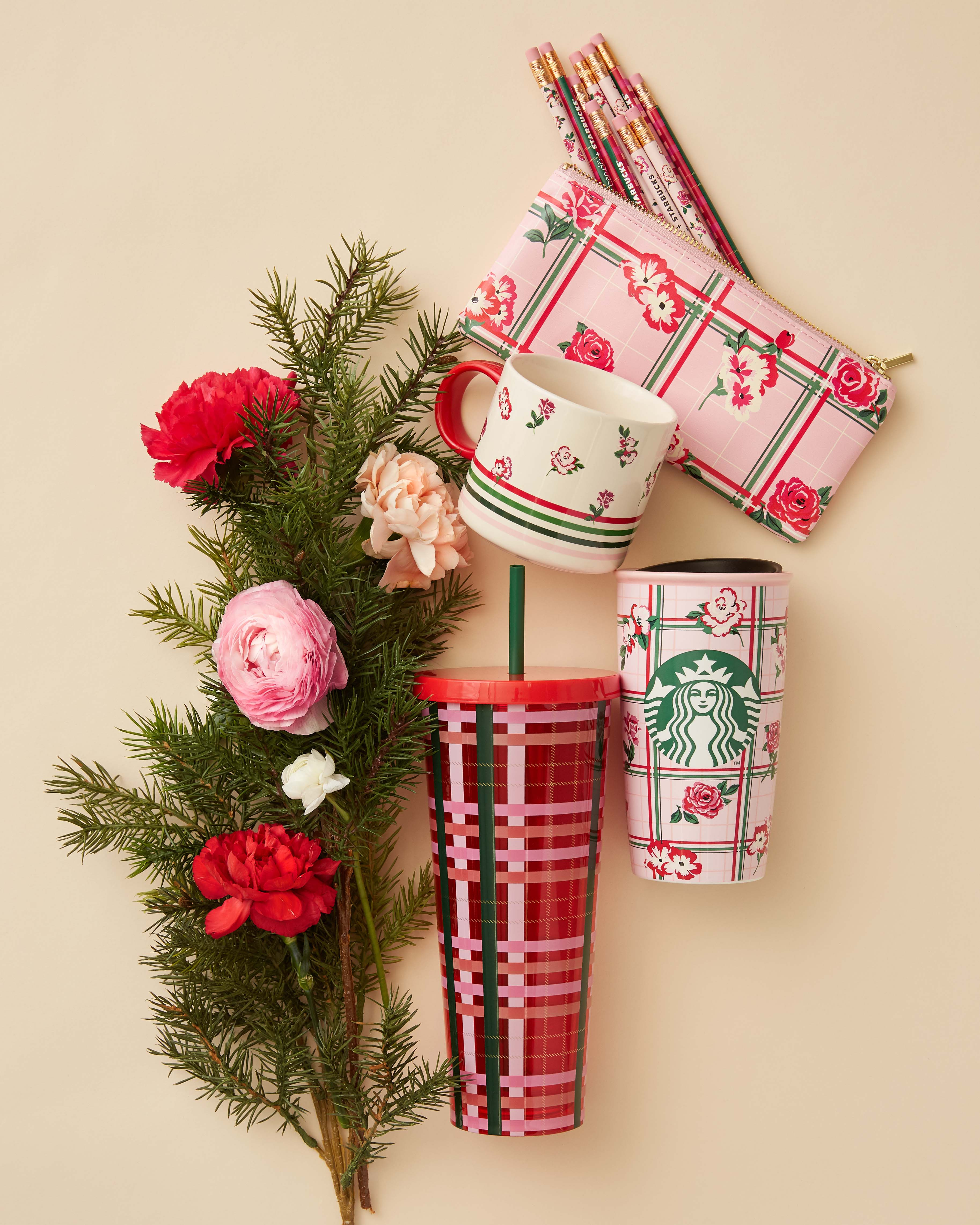 Starbucks Christmas Ornaments 2019.Starbucks Holiday Season 2018