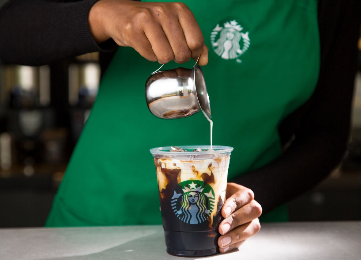 Starbucks Taps In On Cold Brew