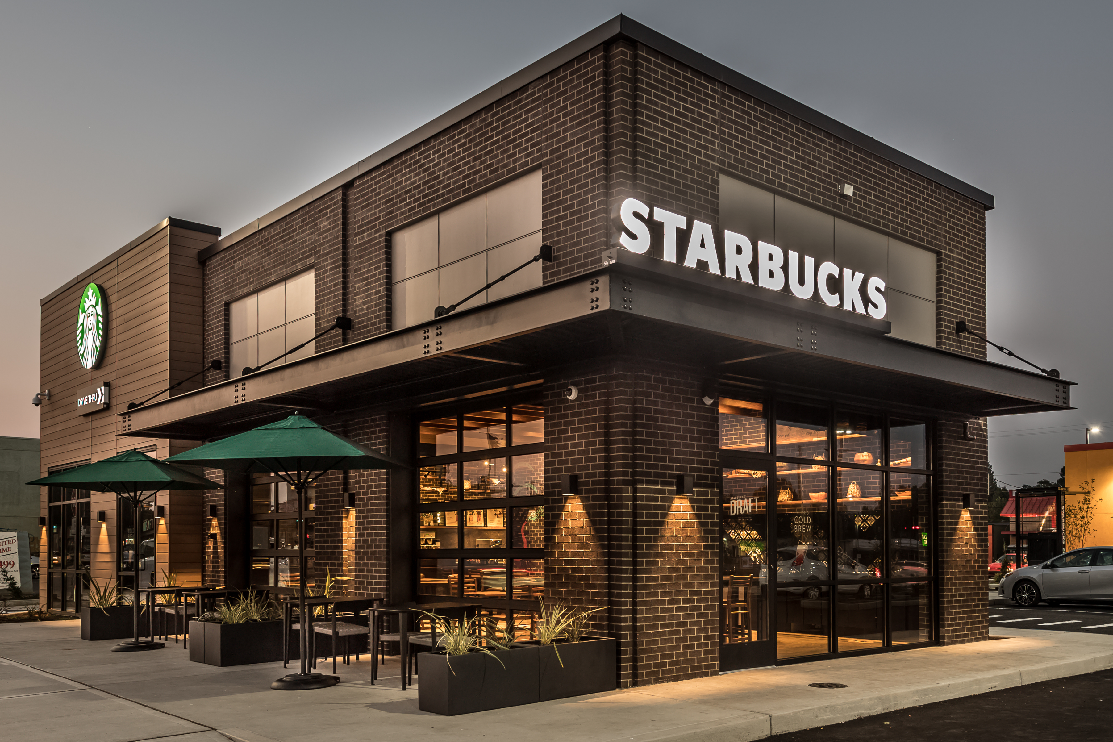 Starbucks Backs Restaurant Tech Company In Creation Of End