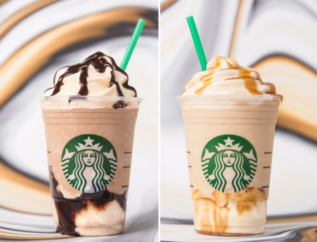 New Beverages Take Frappuccino Season To The Next Level