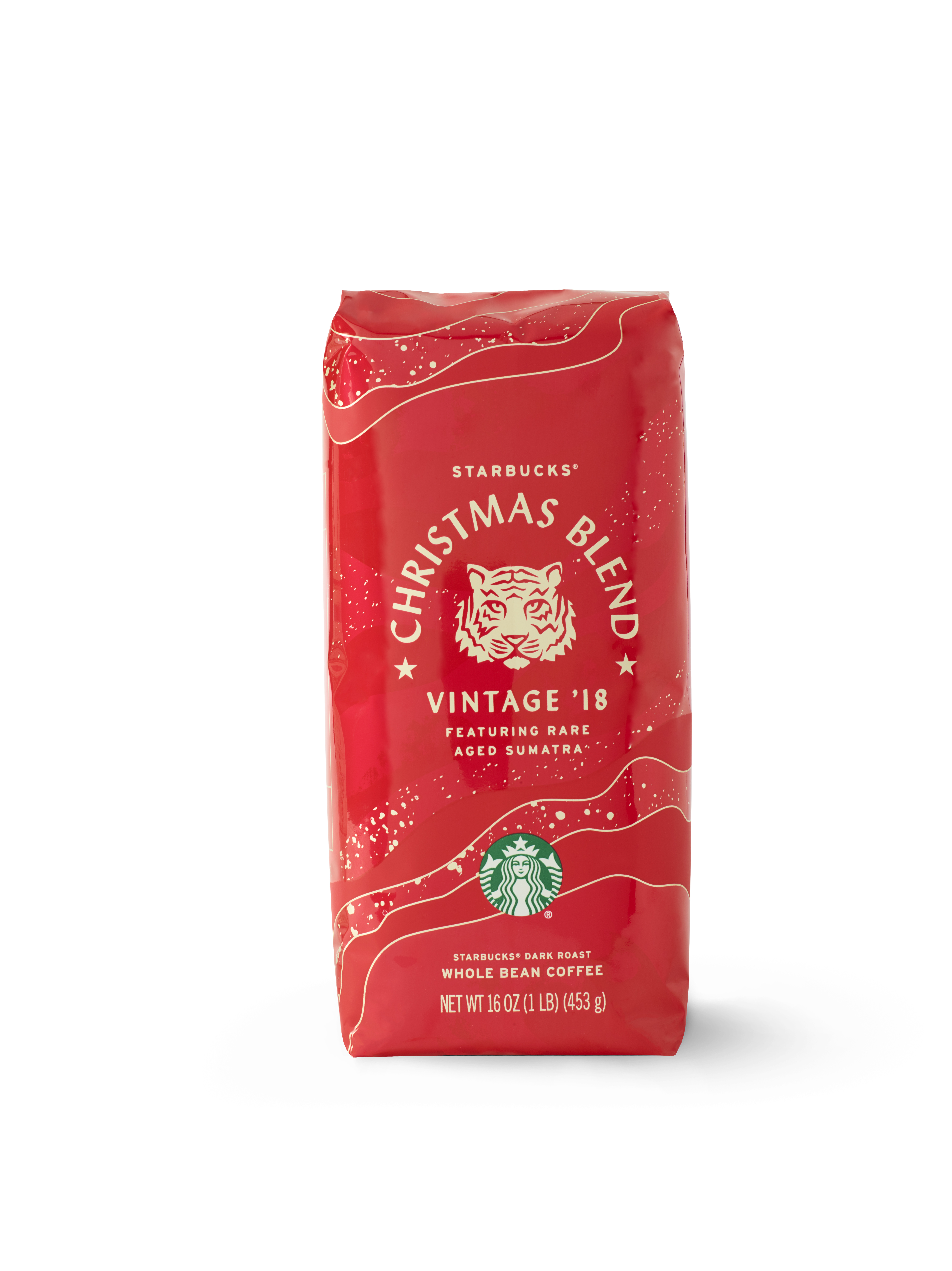Starbucks Christmas Blend Vintage 2020 Brew up a little holiday spirit with Starbucks coffees