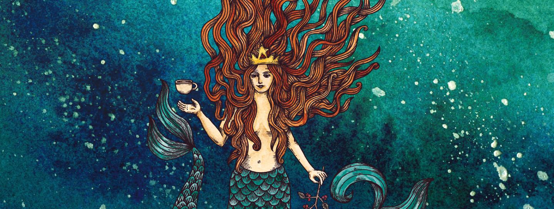 Norse Mermaid Photo Album - Sabadaphnecottage