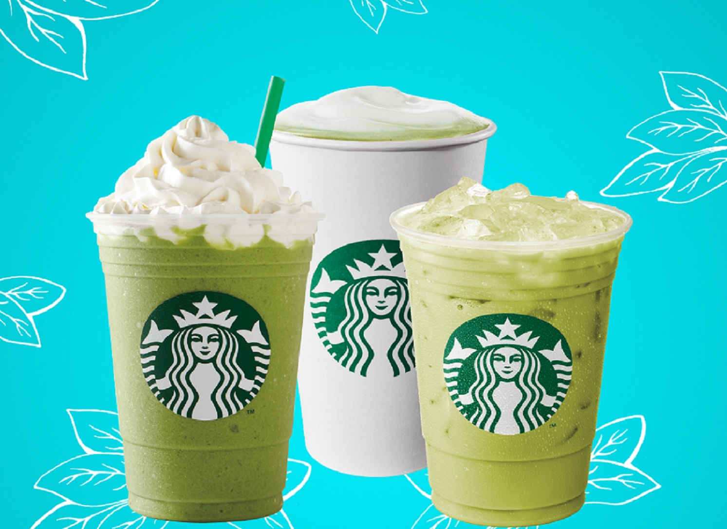 Starbucks Launches New Spring Products Starbucks Stories