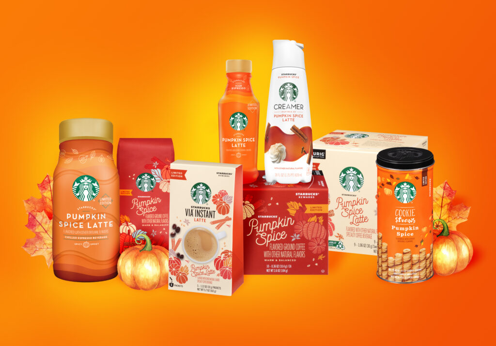 New Starbucks Pumpkin Spice Creamer Coming to U S  Grocery Stores