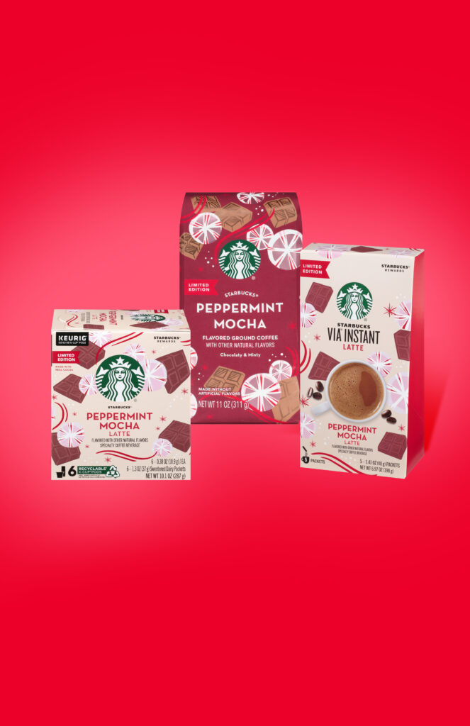 Starbucks 2019 Holiday Line Up Available In U S Grocery