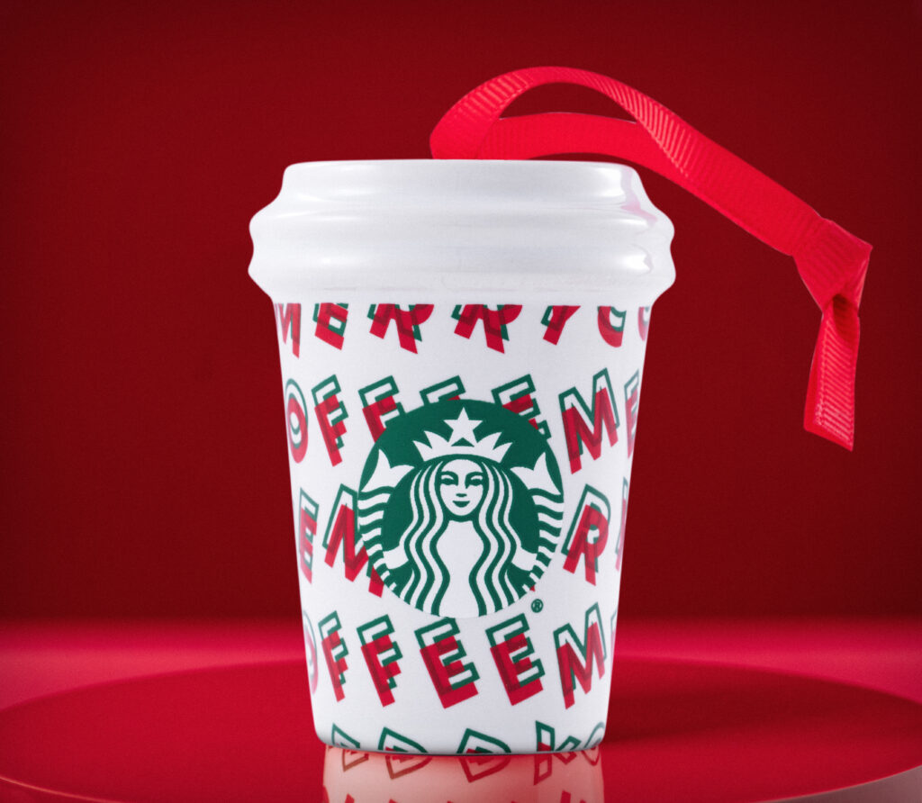 Pics Of Cupping: Starbucks Unveils Seasonal Gifts And Reusable Cup Sets