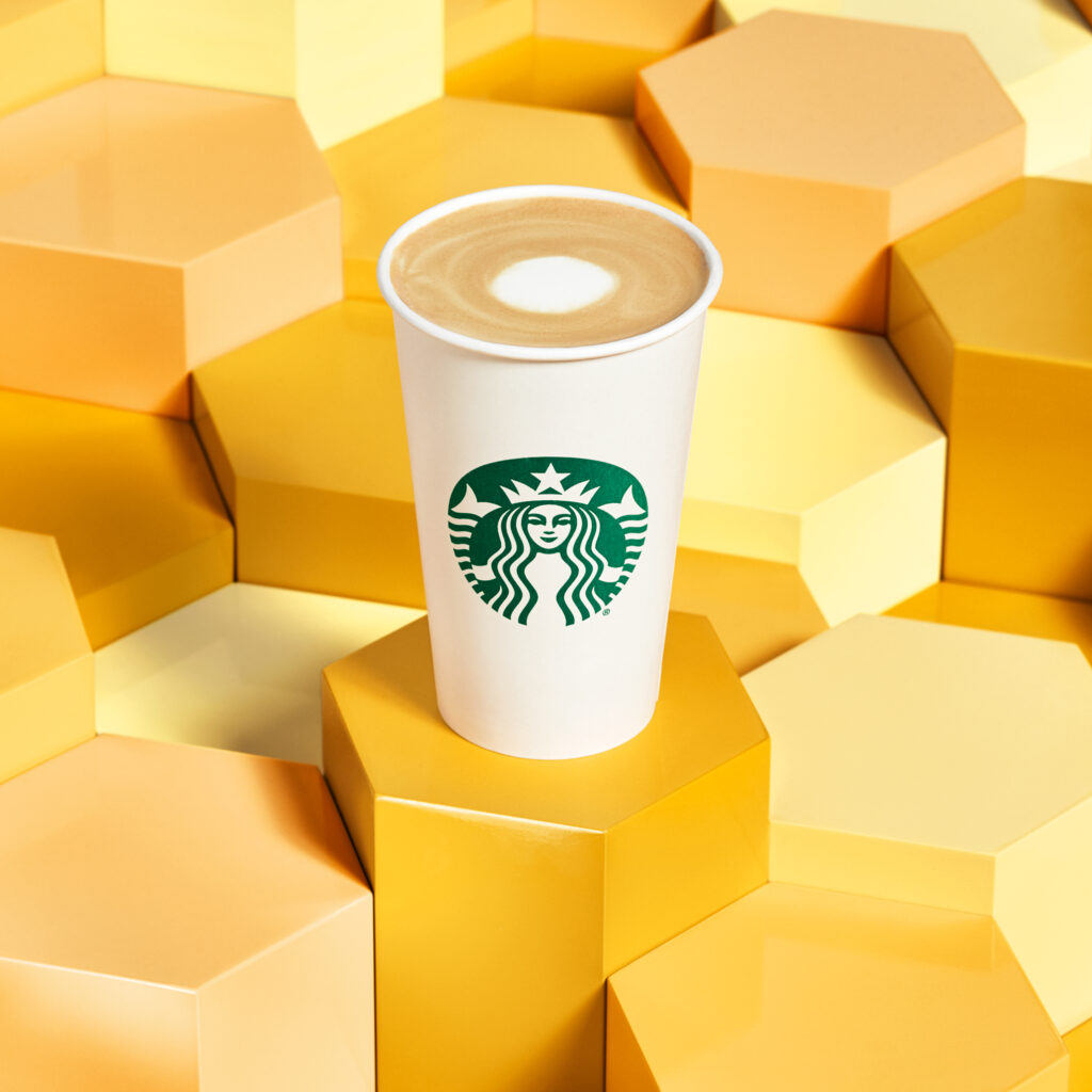 Starbucks Introduces First New Beverages Of 2020