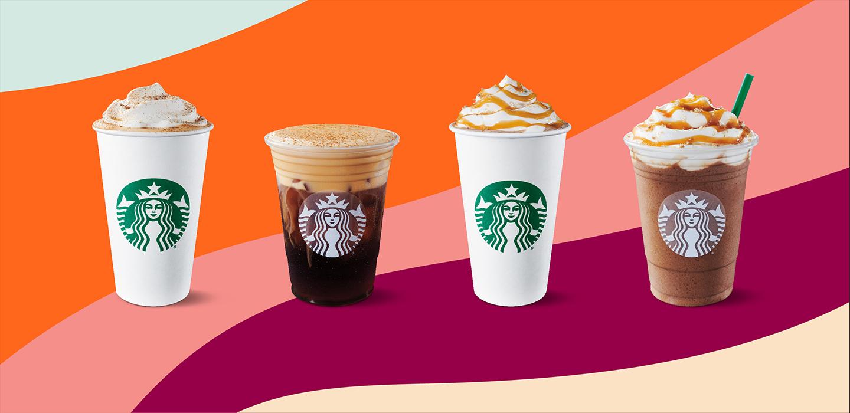 Starbucks Seasonal Drinks Calendar 2022.Starbucks Fall Favorites Return To Menus In Us Canada