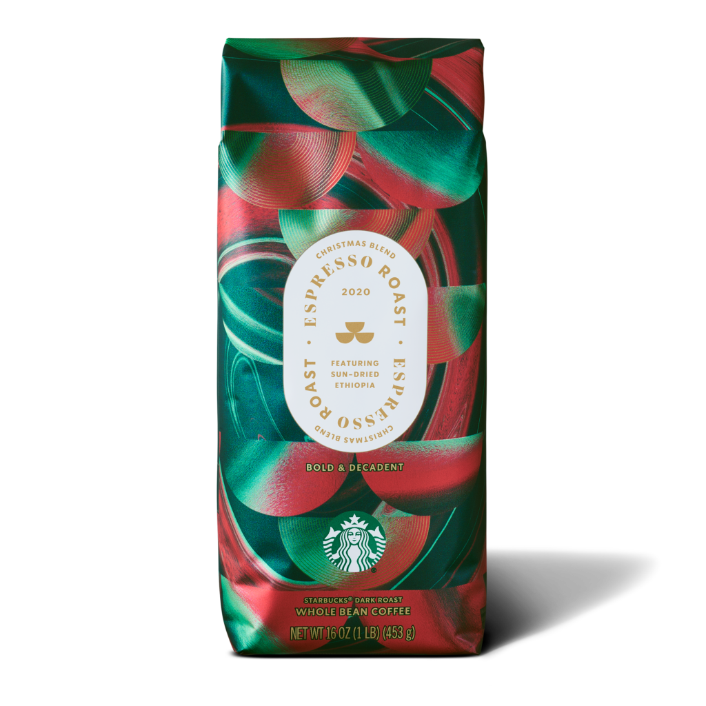 The story behind Starbucks Christmas Blend coffees