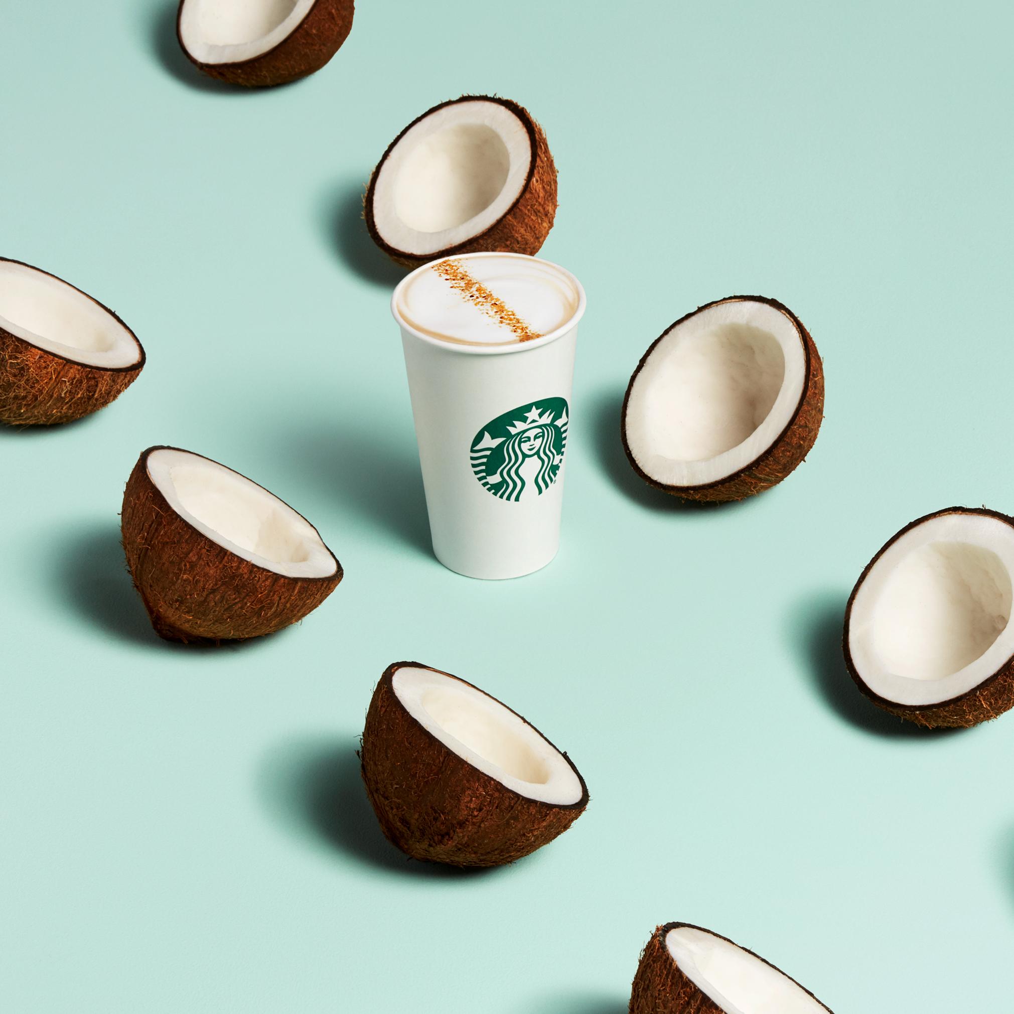 Starbucks Canada Sort Deux Boissons Sans Produits Laitiers