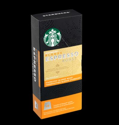 Starbucks Doubles Its Range Of Espresso Capsules In France