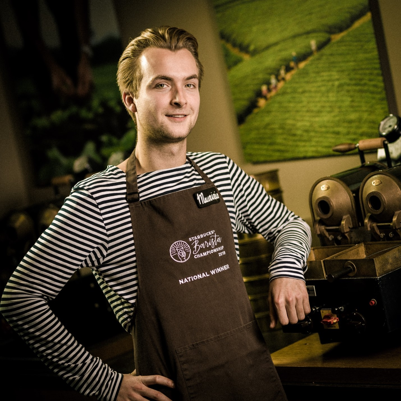 Starbucks Names Its Top Baristas For Barista Champion