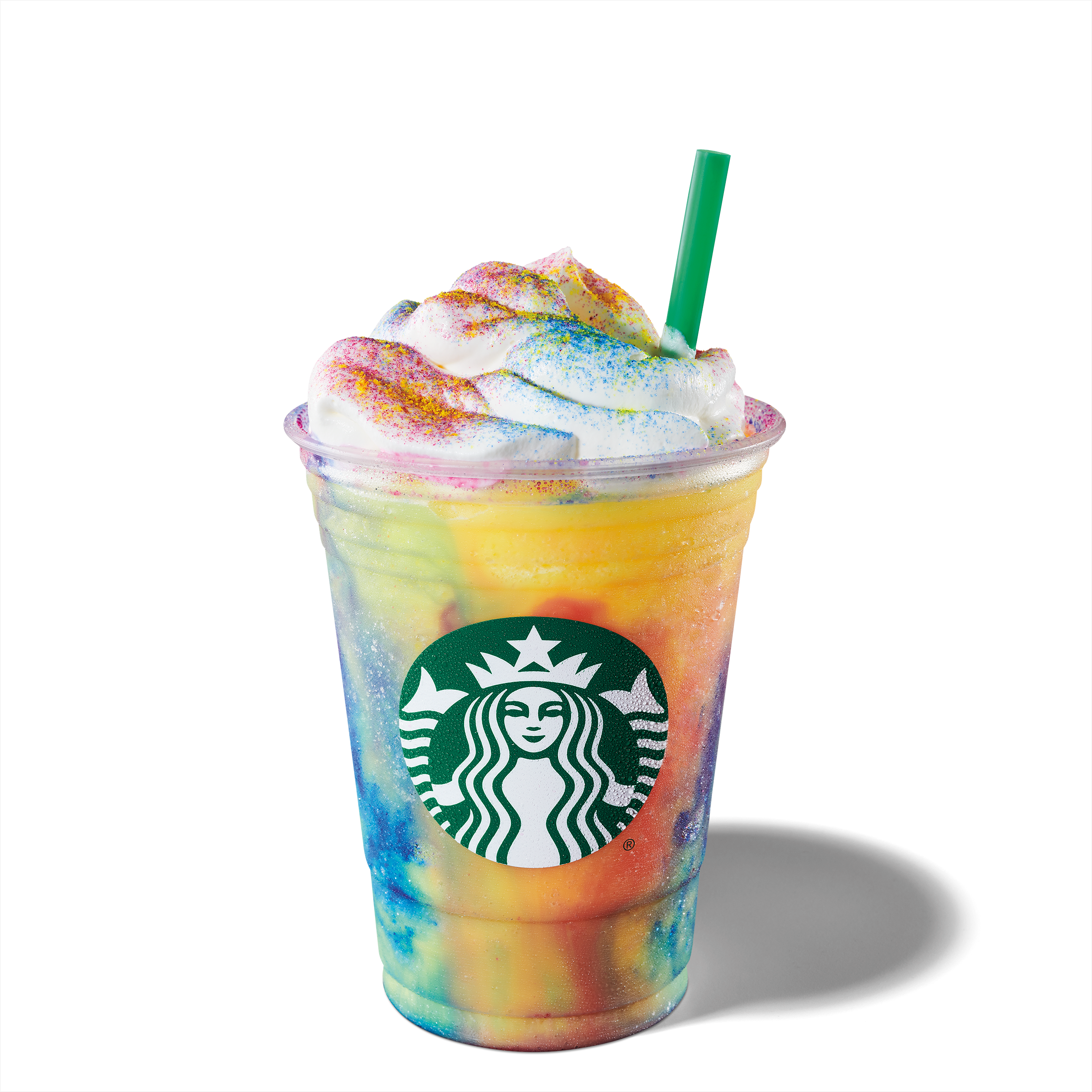 Get Into The Summer Groove With Starbucks Tie Dye
