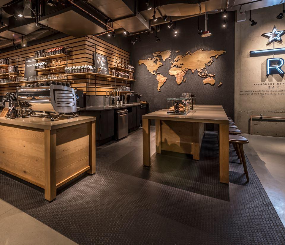Starbucks Coffee Design