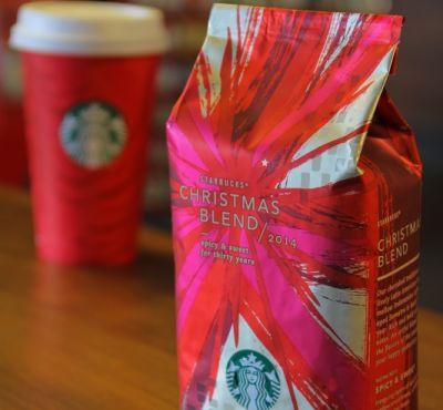 e3b4ba97170 30 Years of Starbucks Christmas Blend Coffee - Starbucks Stories