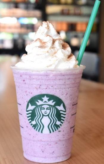 Starbucks Vanilla Bean Creme Frappuccino Nutrition Facts