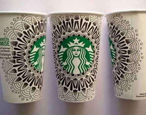 Original Designs Now Accepted For Starbucks Emea Partner Cup Contest