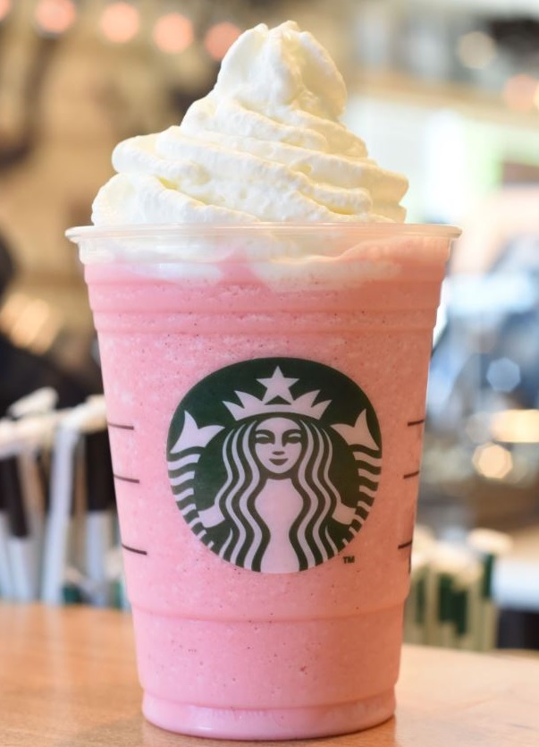 Cotton Candy Frappuccino Blended Creme Beverage