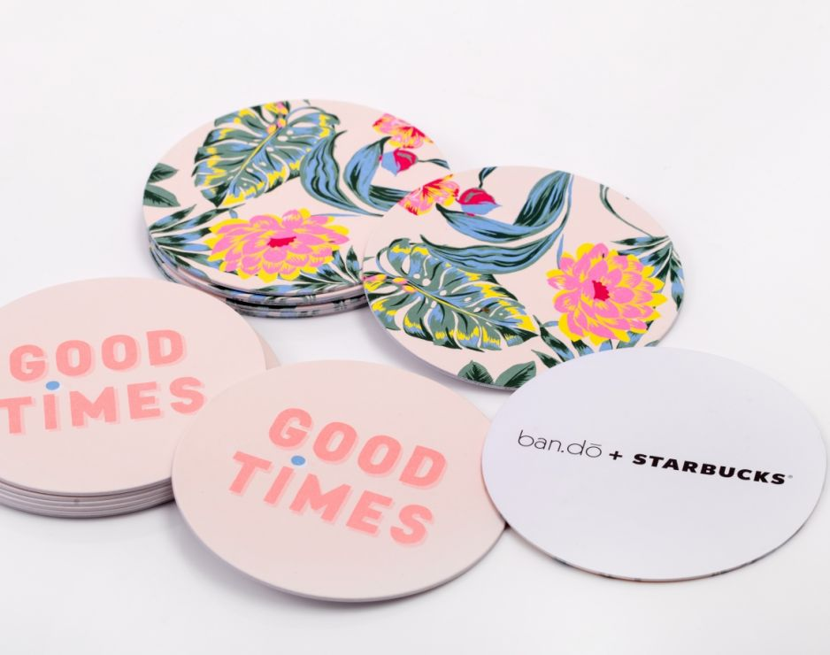 Exclusive Starbucks Merchandise Features Designs From Ban Do