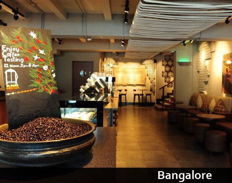 Virtual Road Trip Starbucks S In India Tell The Country Coffee Story Stories