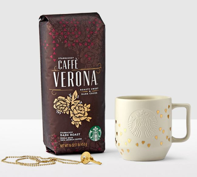 Find Starbucks Treats And Gifts For Valentine's Day