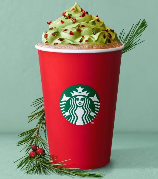 Christmas Starbucks Drinks.10 Starbucks Holiday Beverages Around The World