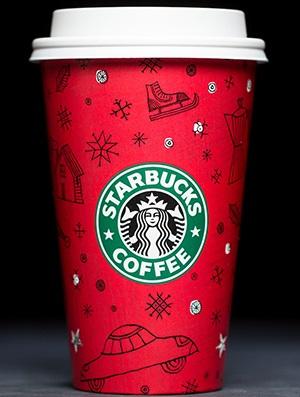 Starbucks Christmas Cups 2019.20 Years Of Starbucks Holiday Cups