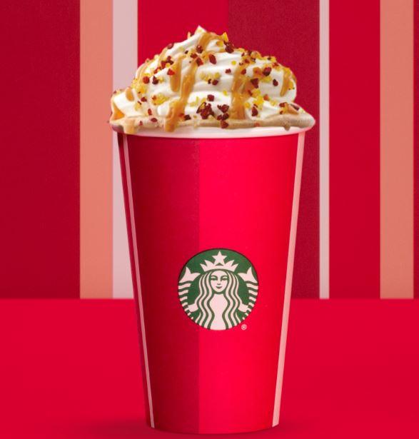 Starbucks Christmas Menu.Starbucks Holiday Beverages Around The World
