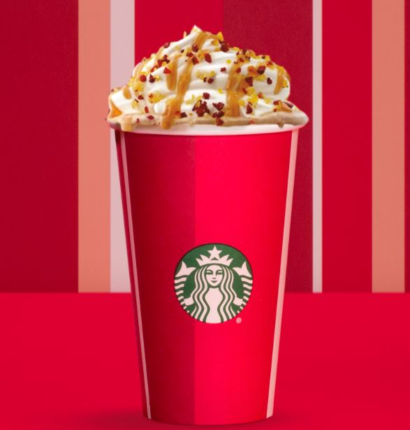Starbucks Holiday Beverages Around The World