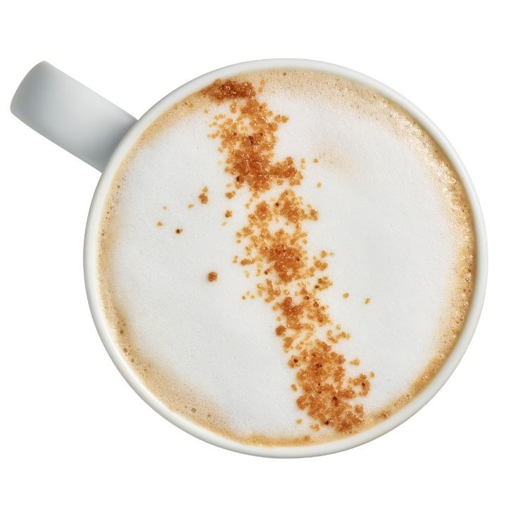 Starbucks First New Beverage Of 2017, The Cascara Latte