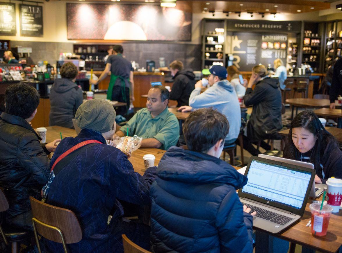 No Office No Problem Meet Me At Starbucks