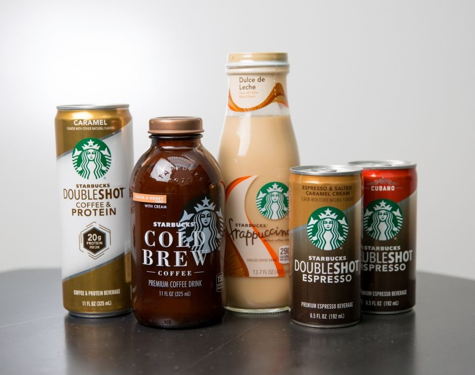 Starbucks Introduces New Coffees On The Go