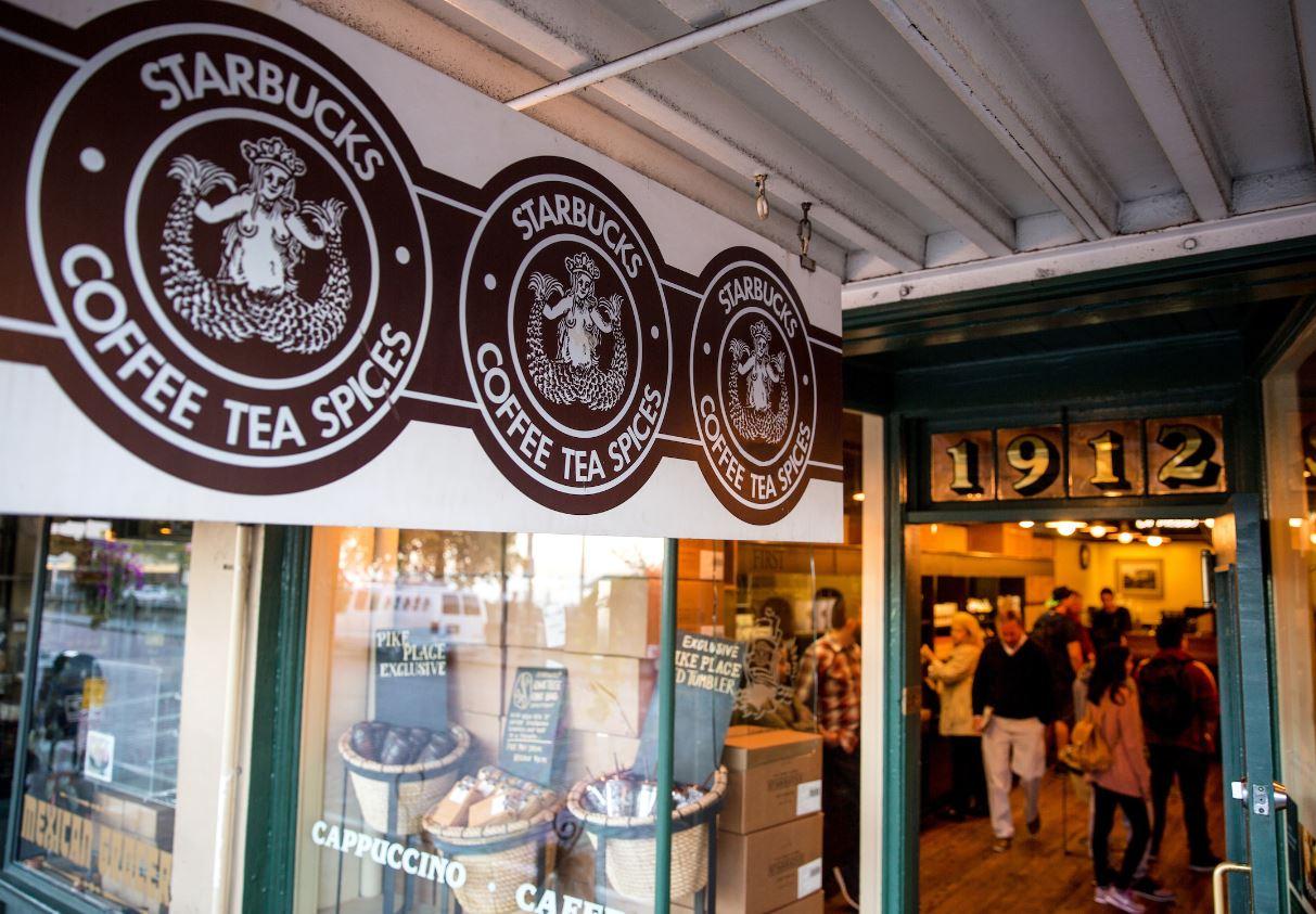 b9556b5e07a4 Hidden History at Starbucks Pike Place Market Store