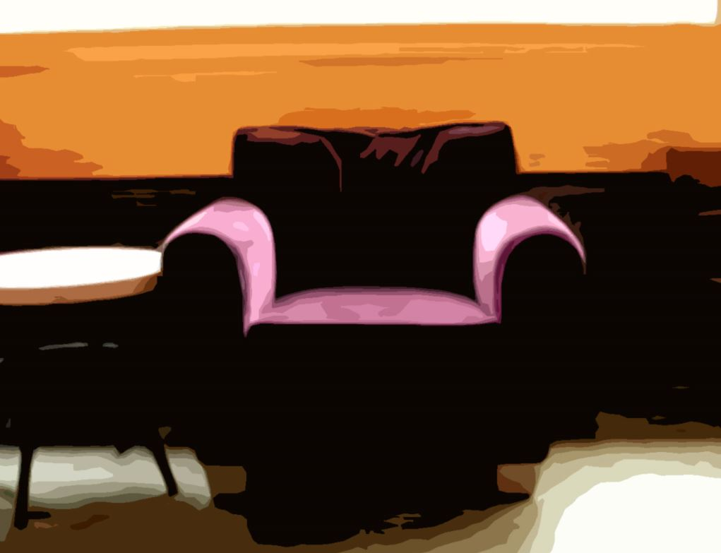 How A Purple Chair Changed The Way We Drink Coffee