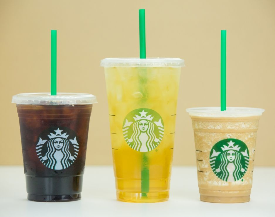 10 Starbucks Cold Beverages 100 Calories Or Less