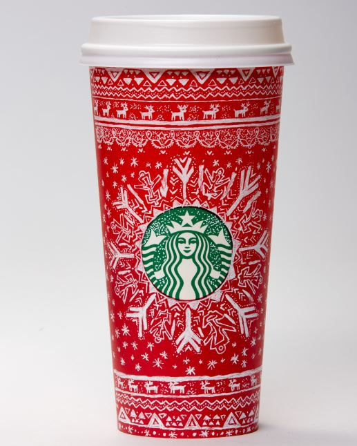 Meet The Customers Who Designed Starbucks Holiday Red Cups