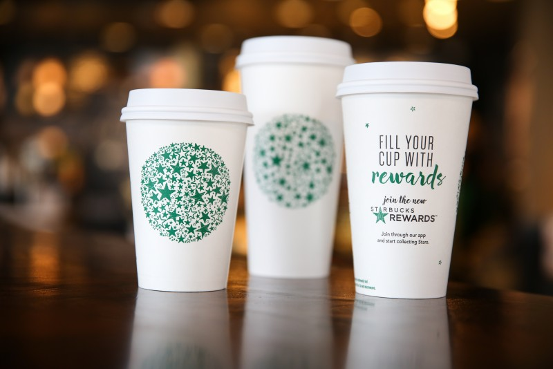 First-Ever 'Automatic Gold' for Starbucks Rewards Members
