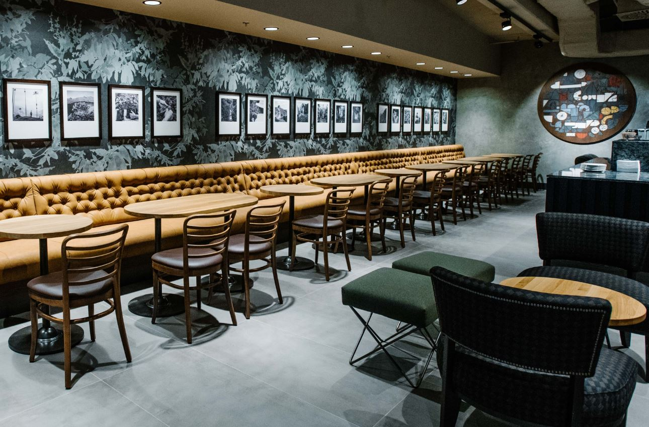 ac043e8c72 Starbucks Opens First Store in Slovakia