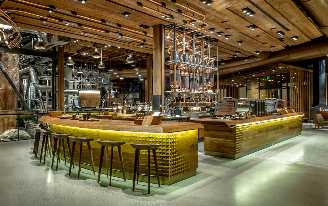 Starbucks Reserve Roastery Is Coming To Tokyo In 2018