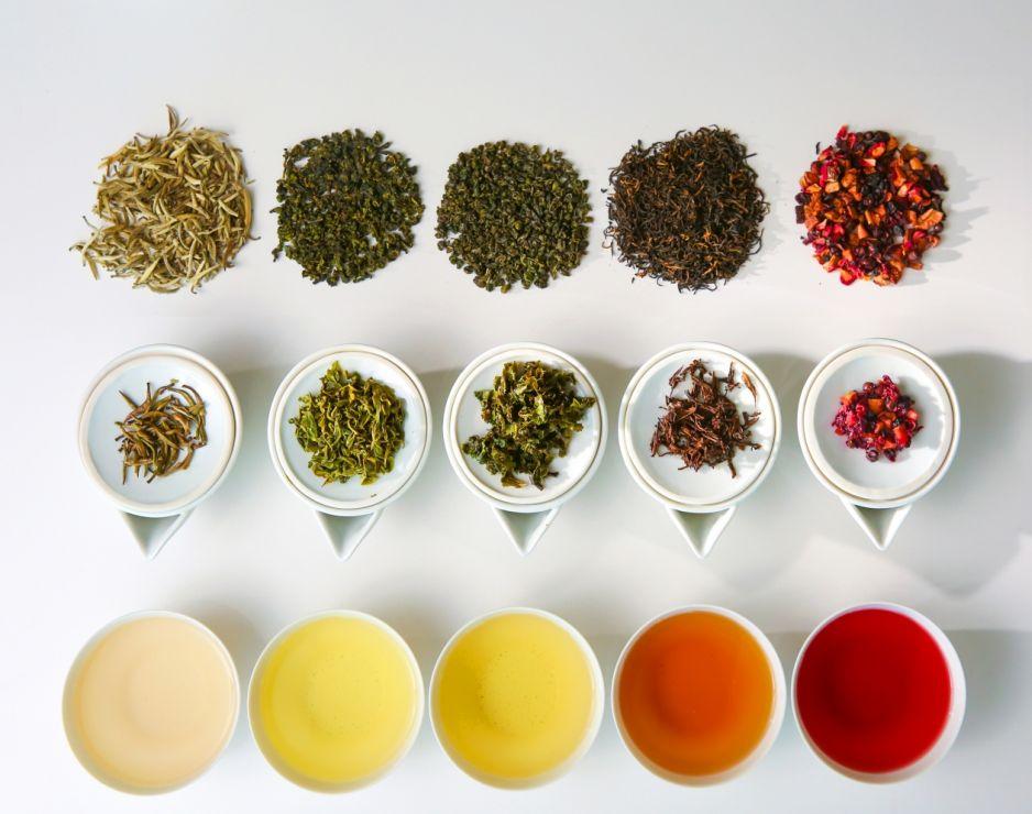 Teavana Tea Varieties For Every Taste