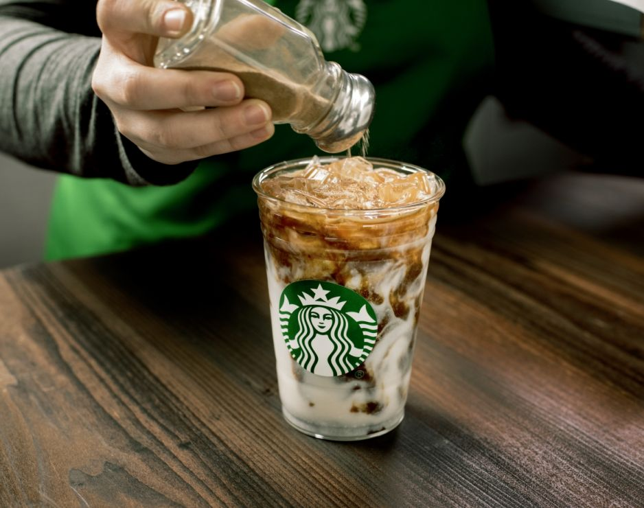 Starbucks Introduces Two New Macchiato Beverages For Spring
