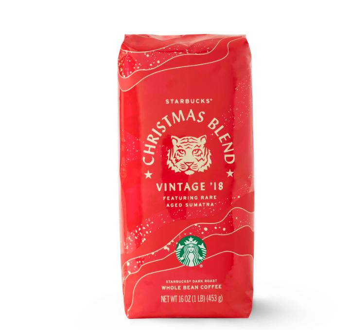 Starbucks Christmas Blend 2020 Reddit Brew up a little holiday spirit with Starbucks coffees