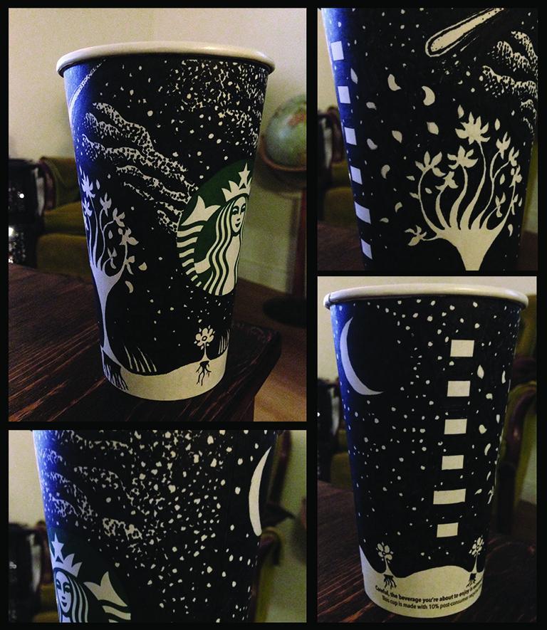 Finalists Chosen For Starbucks Partner Cup Design Contest