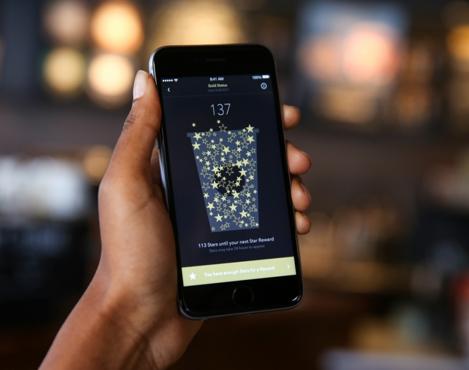 First Ever Automatic Gold For Starbucks Rewards Members