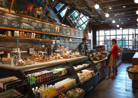 Small Coffee Bar Ideas Beverage Center