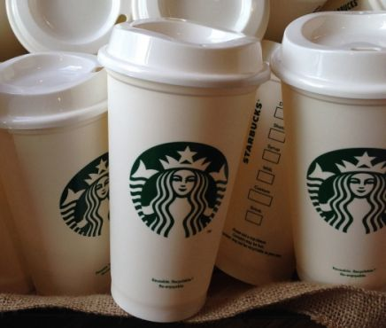 Starbucks Invites You To Decorate Its Iconic White Cup Starbucks
