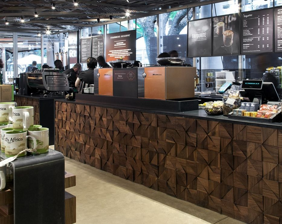 Starbucks Opens Its First Store In South Africa